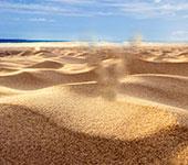 о песке