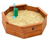 Песок речной для песочницы