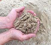характеристики речного песка