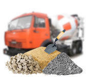 Цемент песок щебень на куб бетона 1
